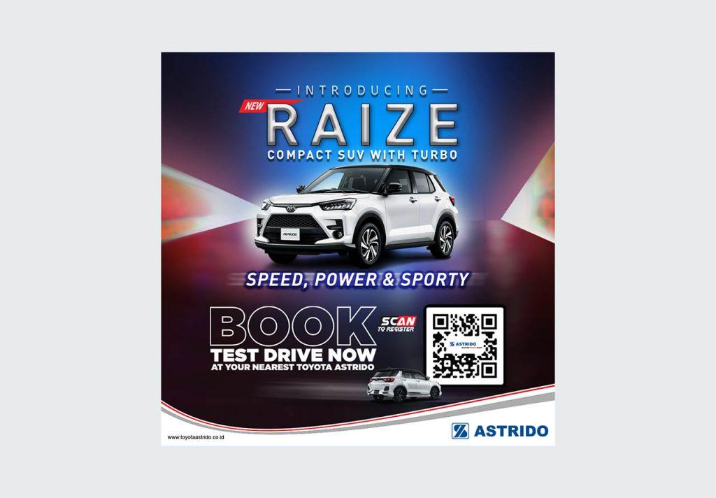 Promo Raize Jakarta